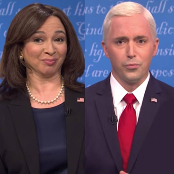 SNL Perfectly Parodies the Fly That Landed on Mike Pence's Head - E! Online