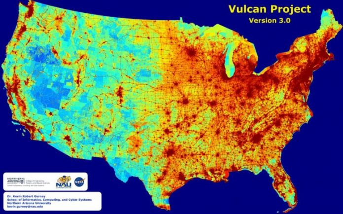 Vulcan Project Emissions Data