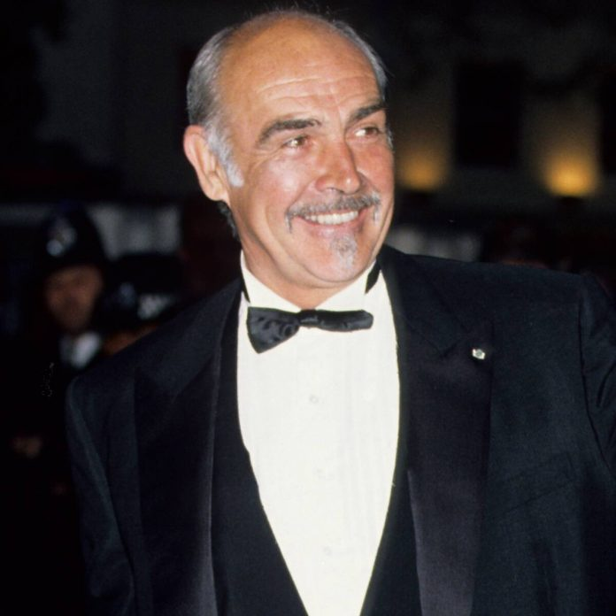 Sean Connery Dead at Age 90 - E! Online