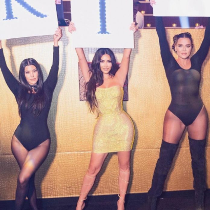 See BTS Photos From Kim Kardashian's Surprise 40th Birthday Party - E! Online