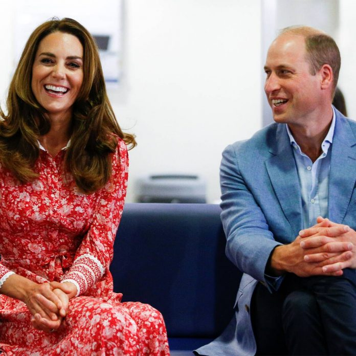 See Prince William & Kate Middleton Play a Virtual Game of Pictionary - E! Online
