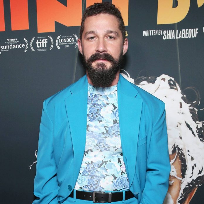 Shia LaBeouf Accused of Battery, Petty Theft for Alleged June Incident - E! Online