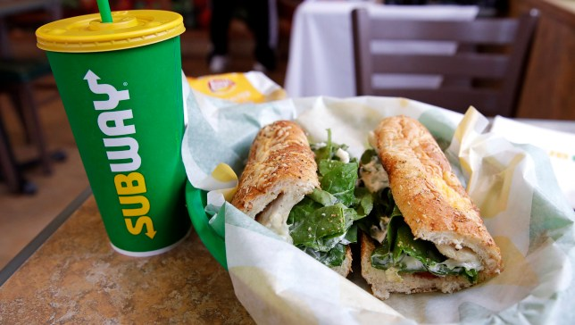 Subway bread is not bread because it contains so much sugar