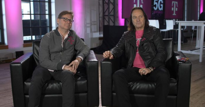 T-Mobile touts a $15-a-month plan that gets bigger over time - Video