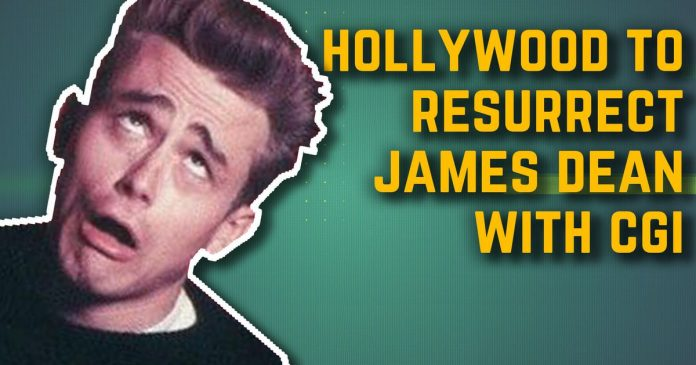 Tech resurrects James Dean for a new movie in 2020 (The Daily Charge, 11/7/2019) - Video