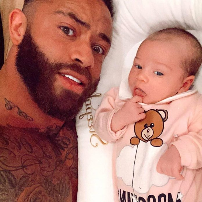The Challenge's Ashley Cain Reveals His Baby's Cancer Diagnosis - E! Online