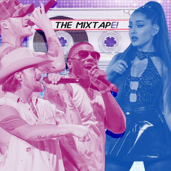 The MixtapE! Presents Ariana Grande, Nelly, FGL and More New Music - E! Online