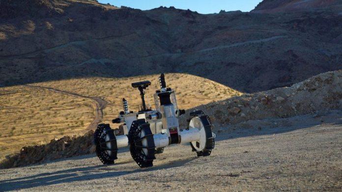 DuAxel Rover
