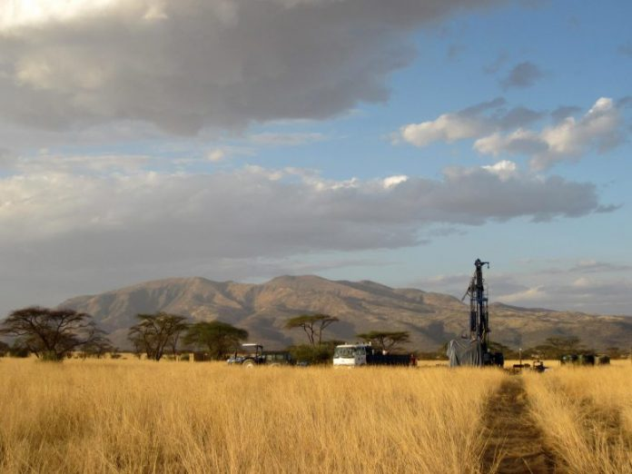 Koora Basin Drill Core Site