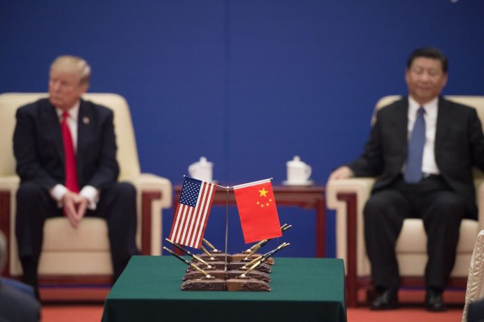 U.S., China may slip into a 'cold war,' pushing nations to pick sides