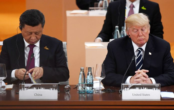 U.S.-China tensions could split the internet — and data will play a key role