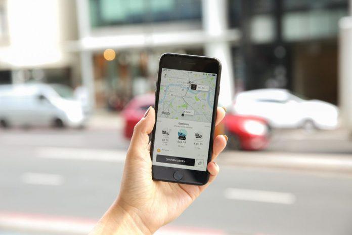 uber-app-in-london