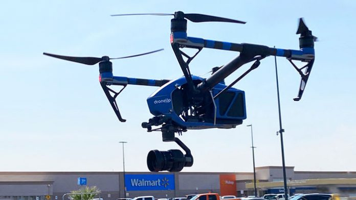 Walmart signs drone deals as it races to play catch-up with Amazon