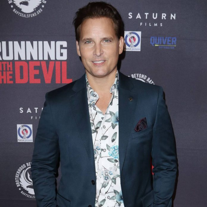 You Won't Believe What Skill Peter Facinelli Learned During Quarantine - E! Online