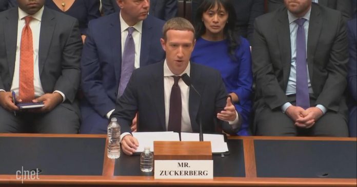 Zuckerberg gets grilled on Capitol Hill - Video