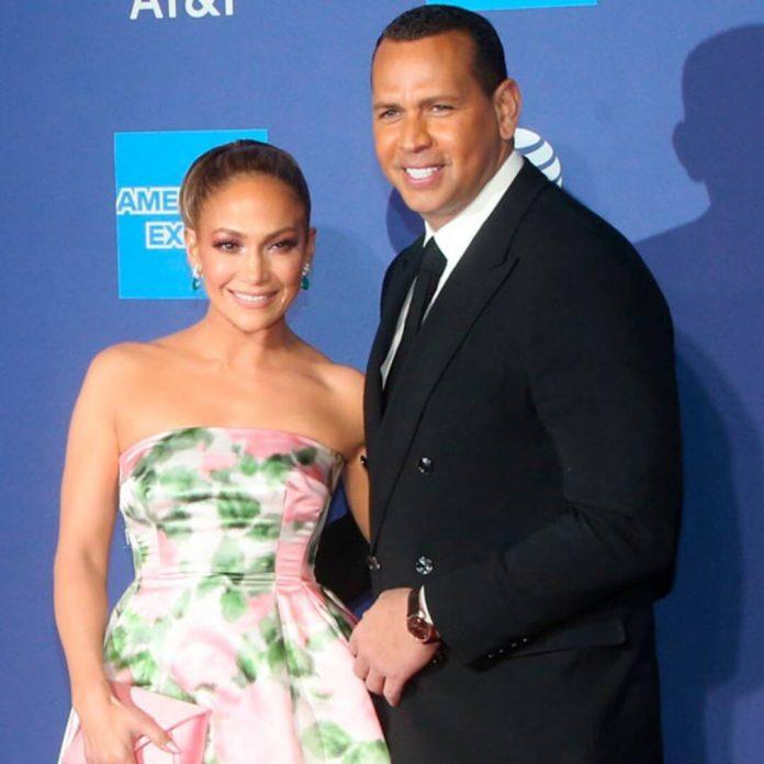 Alex Rodriquez Shares Sweet Note to Jennifer Lopez After 2020 PCAs Win - E! Online