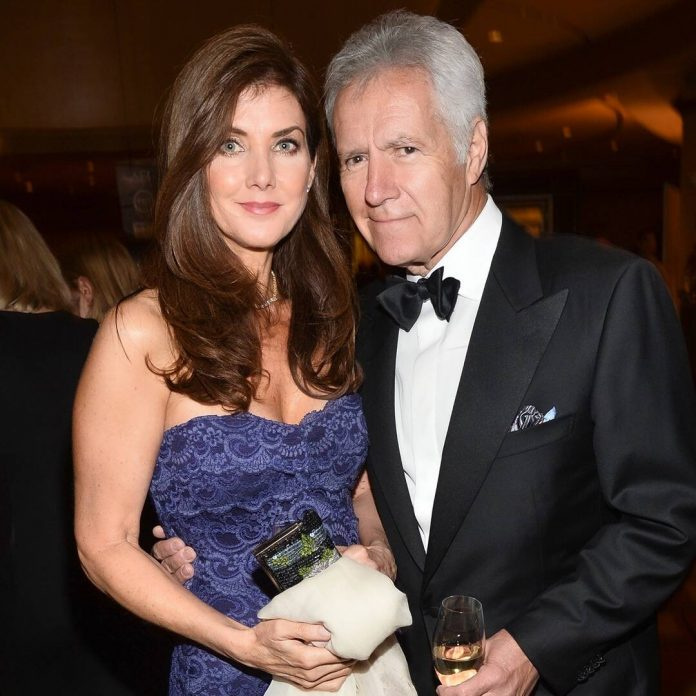 Alex Trebek Was Cremated, His Wife Will Keep His Ashes at Their Home - E! Online
