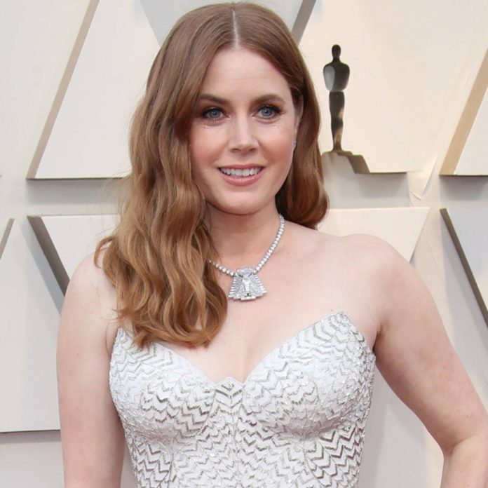 Amy Adams Reveals the Cult Classic Film She Constantly Quotes - E! Online