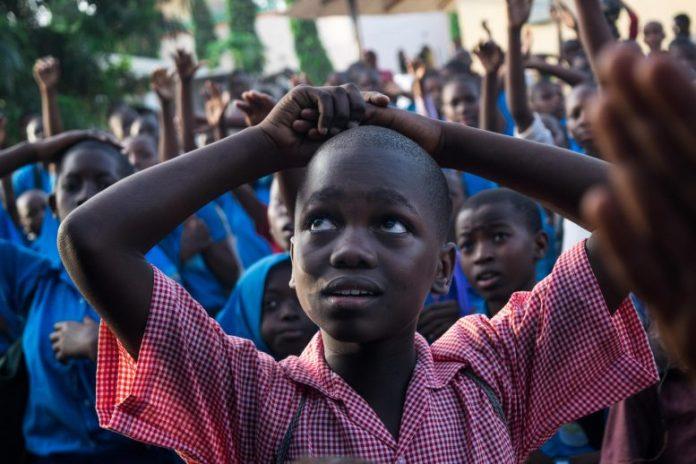 Kenya Schoolboy