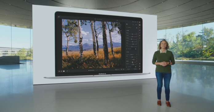 Apple reveals new Mac lineup boasting powerful new M1 chip - Video