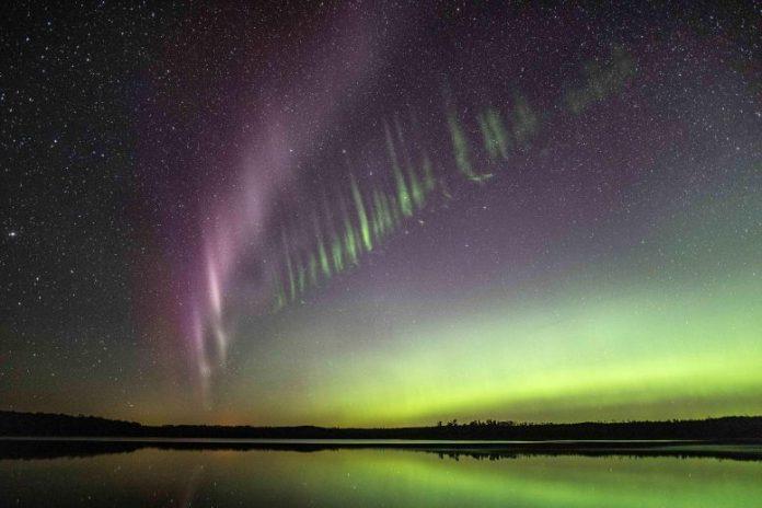 STEVE Little Kenosee Lake, Saskatchewan, Canada