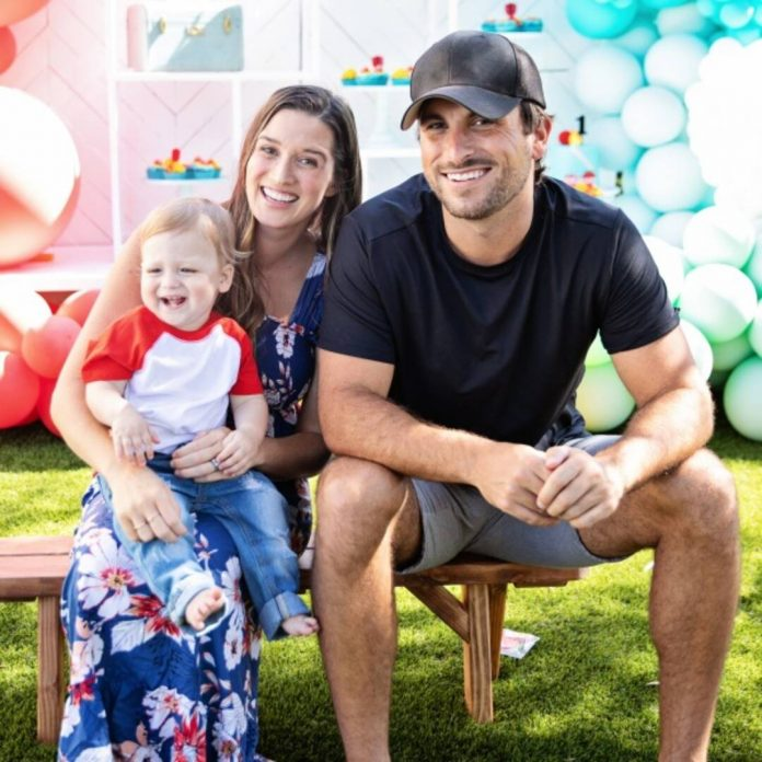 Bachelor Nation's Jade Roper and Tanner Tolbert Welcome Baby No. 3 - E! Online