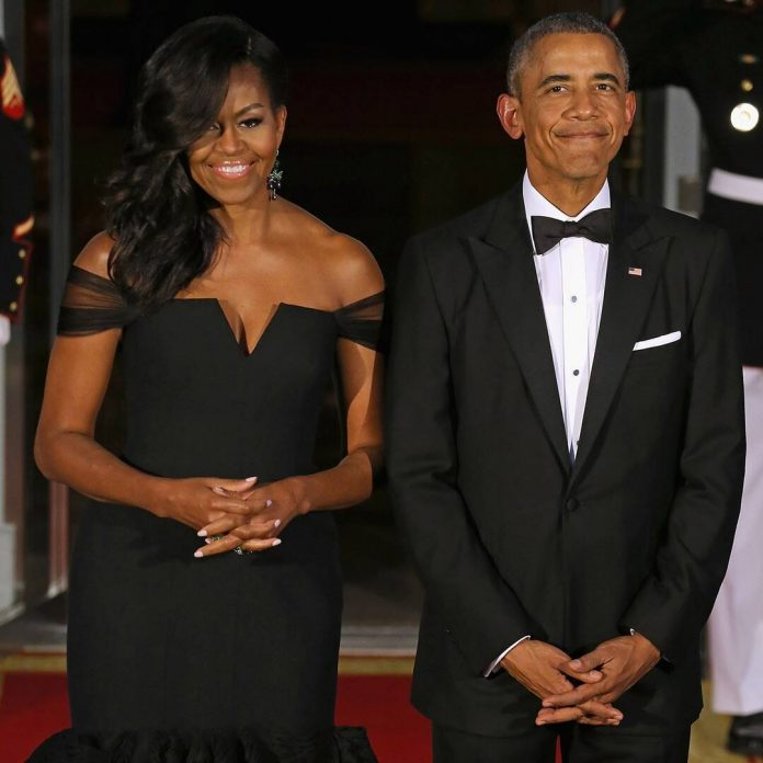 "Barack Obama's New Memoir Explores ""Tension"" in His Marriage - E! Online"