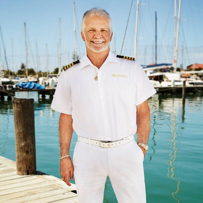 Below Deck's Captain Lee Sounds Off on His Season 8 Injury - E! Online