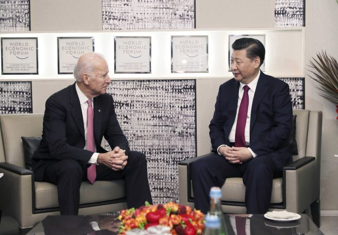 Biden might see eye-to-eye with China on two things, says ex-IMF China head