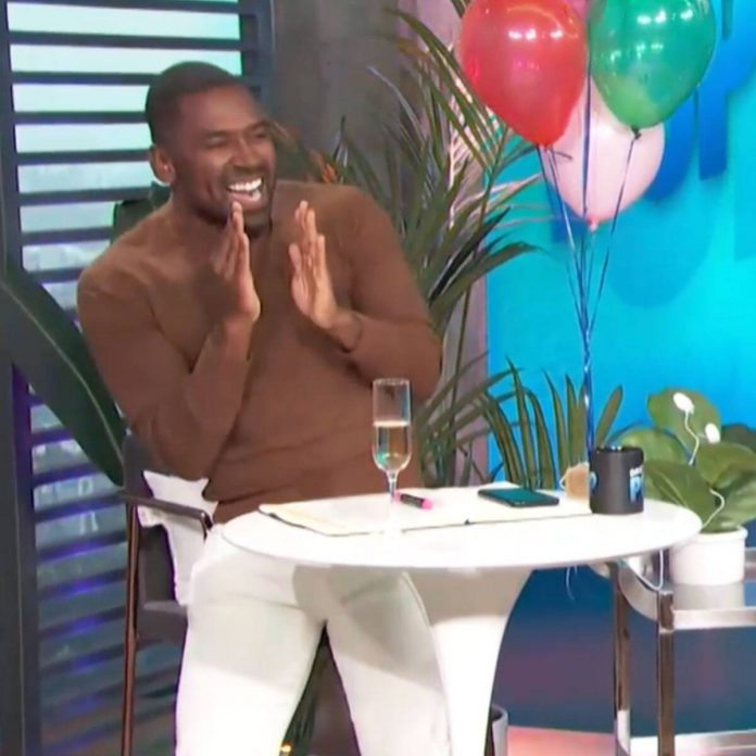 Birthday Boy Justin Sylvester Gets a Sexy Surprise on Daily Pop - E! Online