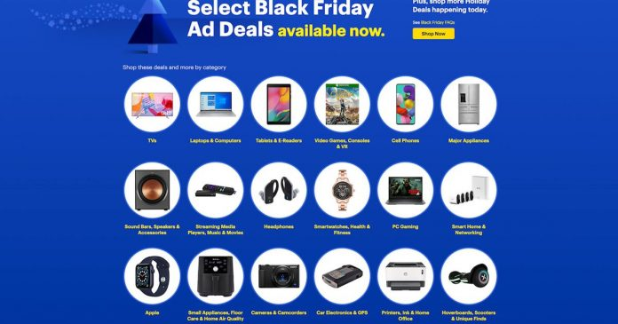Black Friday deals are happening all month: Here's where to shop - Video