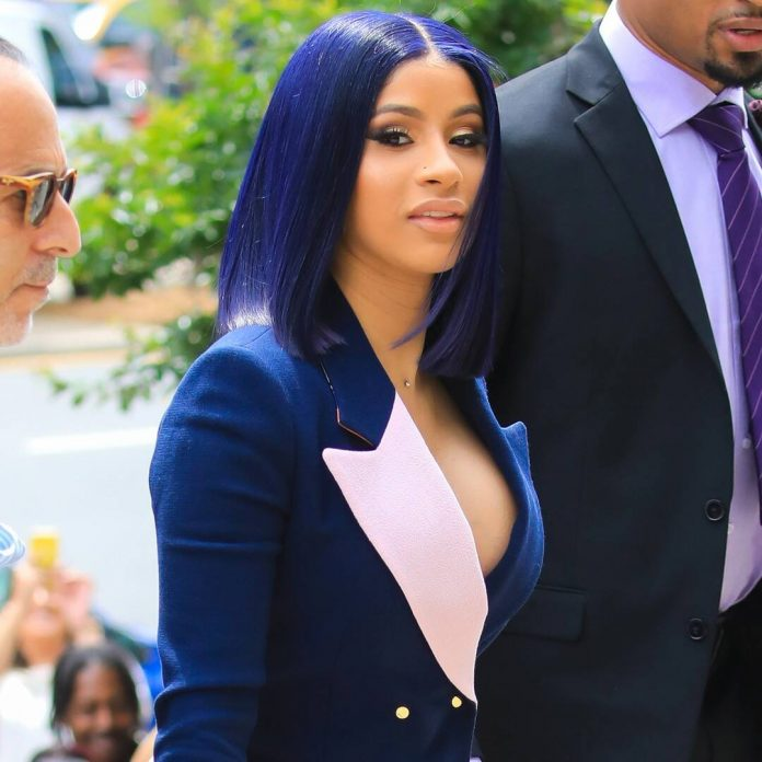 Cardi B Shuts Down Haters of Billboard Woman of the Year Title - E! Online