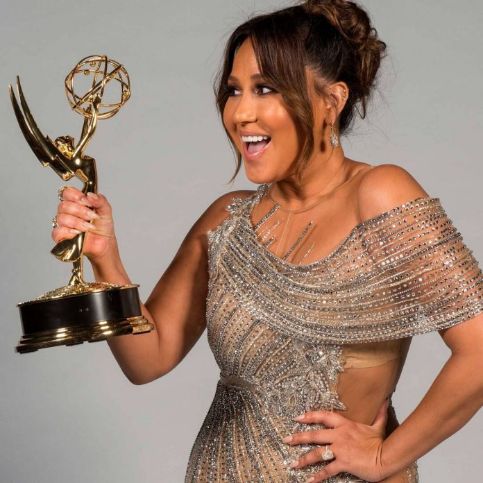 Cheetah Girl to Emmy Winner: How Adrienne Bailon Found Her Fairytale - E! Online