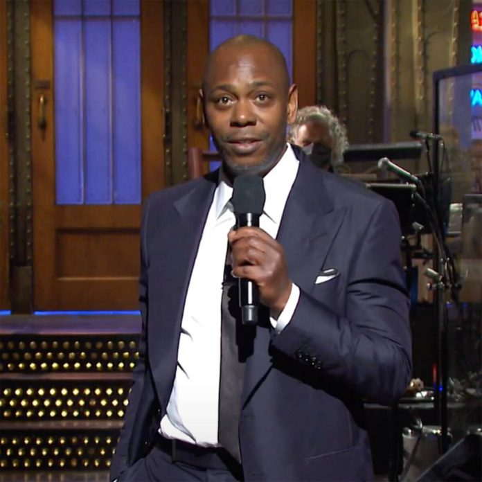 Dave Chappelle Hosts SNL and Urges Post-Election Forgiveness - E! Online