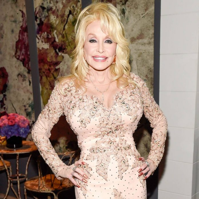 Dolly Parton's Donation Helped Fund Leading COVID-19 Vaccine Research - E! Online