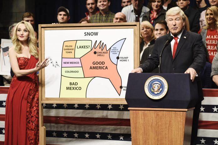 Donald Trump has fundamentally changed late night comedy