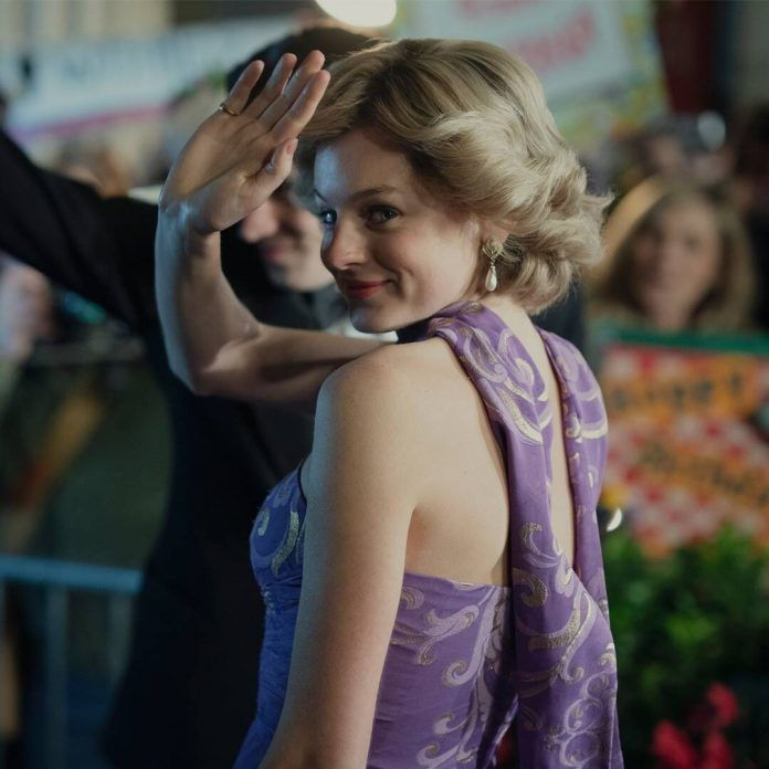 Emma Corrin Reacts to Backlash Over The Crown's Princess Diana - E! Online