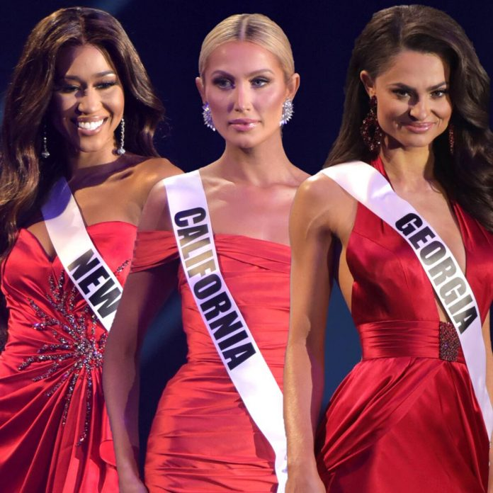 Find Out Who Was Crowned Miss USA 2020 - E! Online
