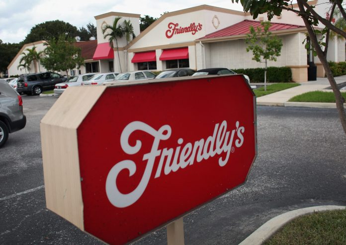 Friendly's Restaurants' parent files for bankruptcy, announces $2 million sale