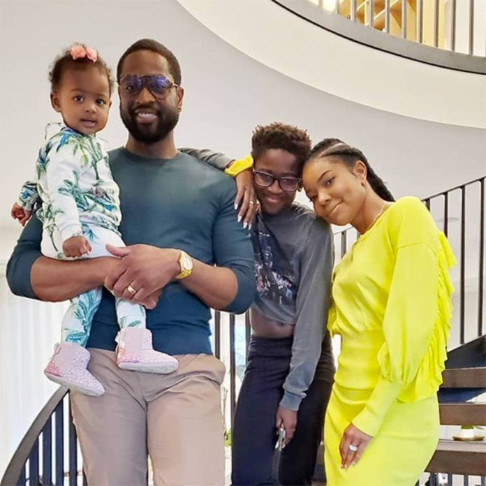 Gabrielle Union & Dwyane Wade's Holiday Tradition Will Make Your Day - E! Online