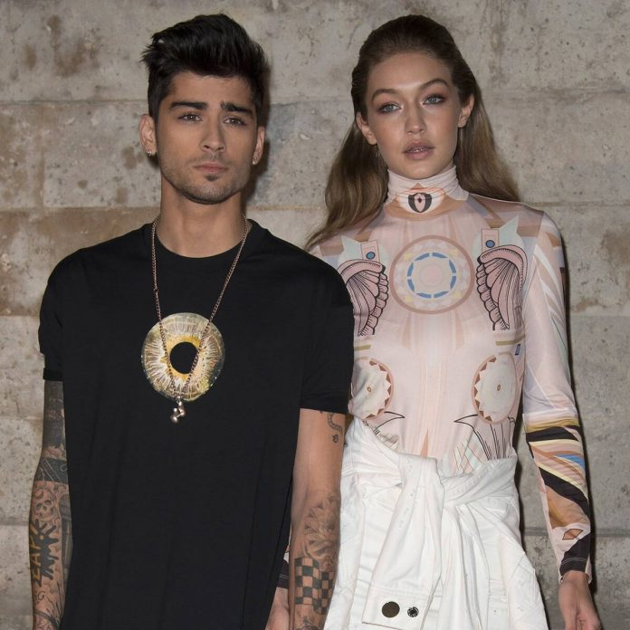 Gigi Hadid Shares First Family Photo With Zayn Malik and Their Baby - E! Online