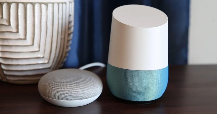 Google drops to third in smart speakers - Video