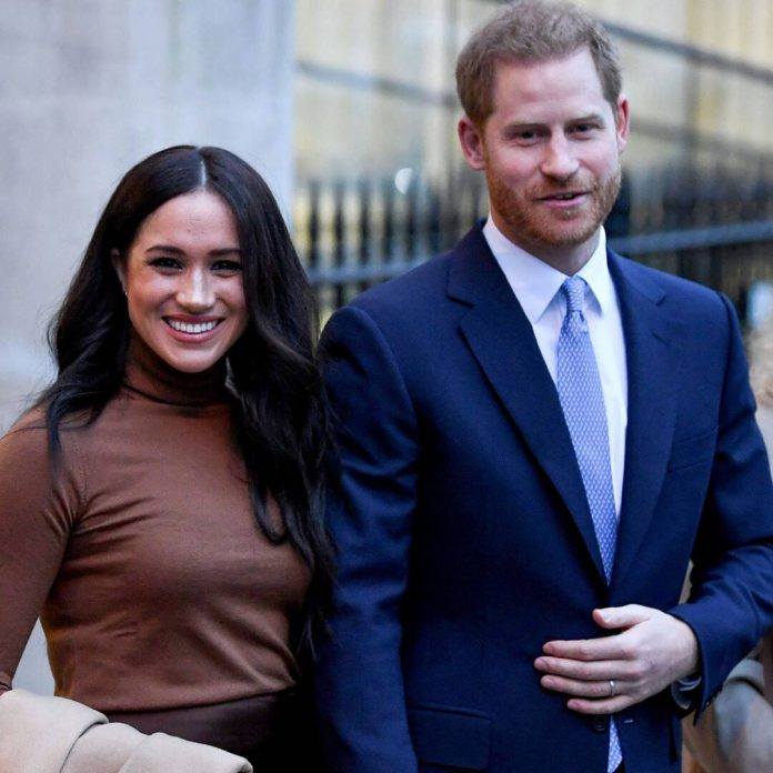 Harry and Meghan Let Pregnant Princess Eugenie Live in Their U.K. Home - E! Online