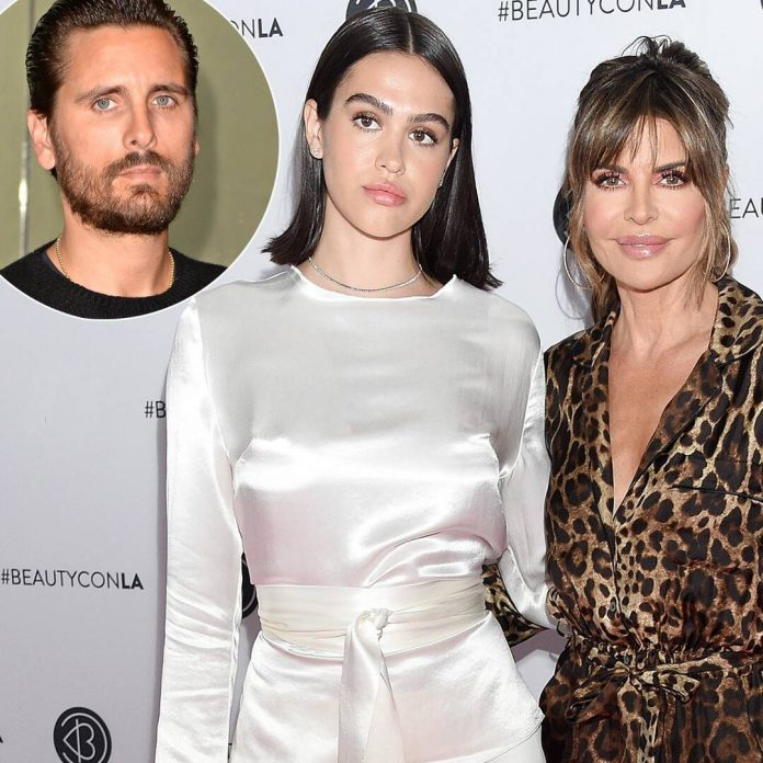 Here's What Lisa Rinna Really Thinks of Amelia Hamlin and Scott Disick - E! Online