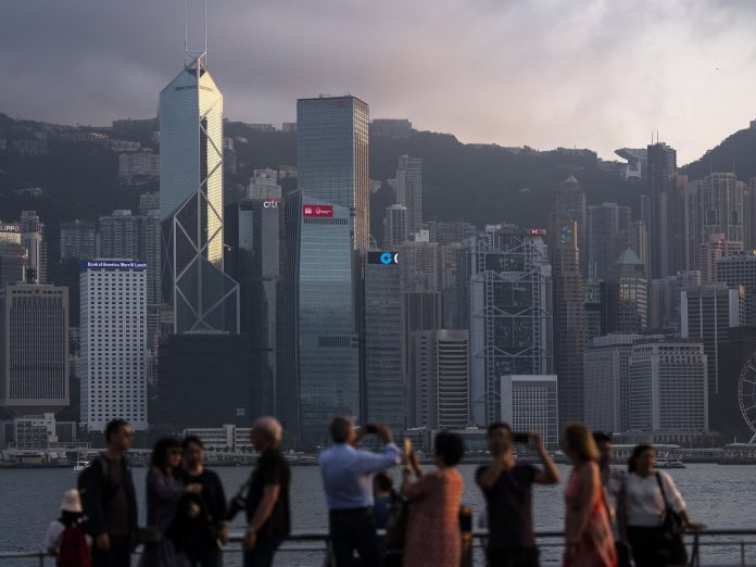 Hong Kong GDP, economy and special trading status with U.S. under Biden