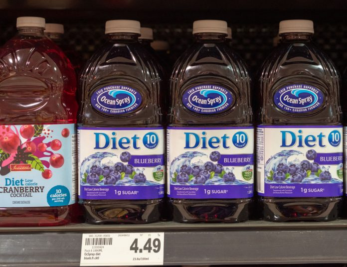How Ocean Spray is using its cranberries to push into wellness