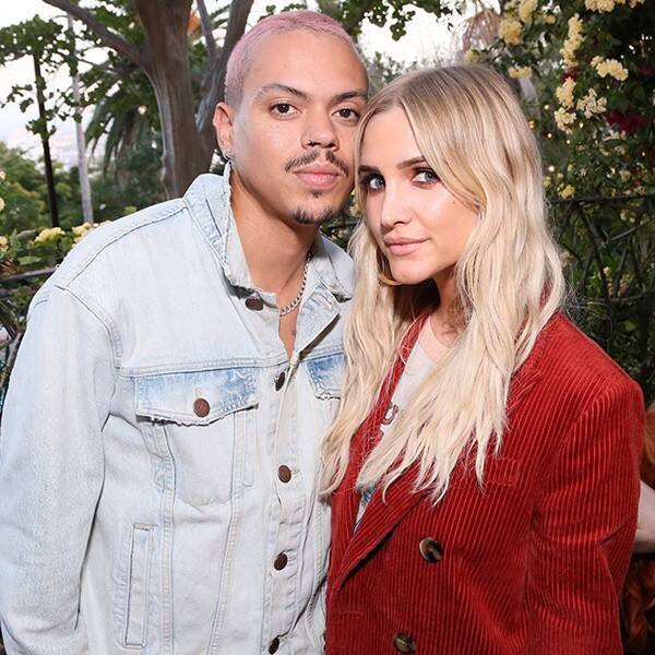 Inside Ashlee Simpson Ross and Evan Ross' First Days With Baby Ziggy - E! Online