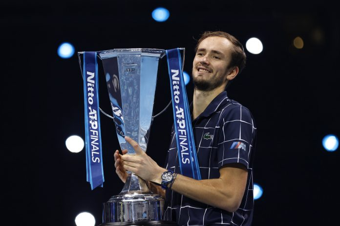 It's 'tough' to talk about the future of tennis