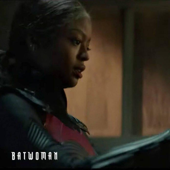 Javicia Leslie Looks So Badass in New Batwoman Teaser - E! Online