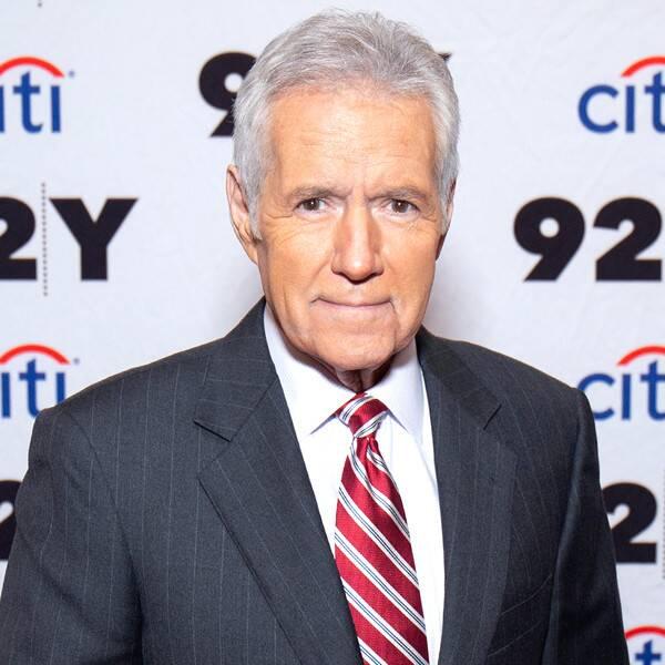 Jeopardy! Host Alex Trebek Dead at 80 - E! Online